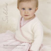 600 - The little Sublime hand knit book